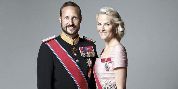 Haakon und Mette-Marit: 10. Hochzeitstag