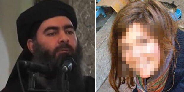ISIS tötete amerikanische Sex-Sklavin