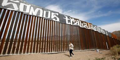 600 Firmen wollen Trumps Mexiko-Mauer bauen