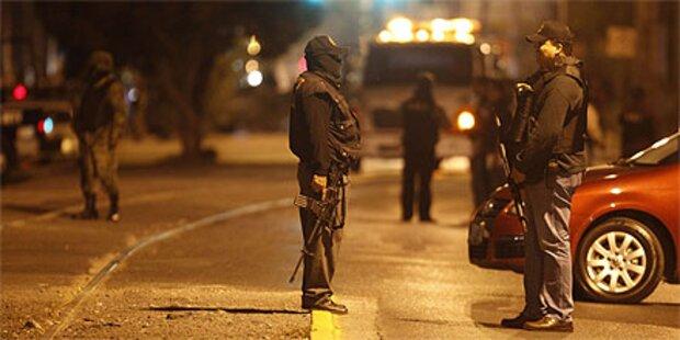 Mexiko: Über 10.000 Tote seit Jänner