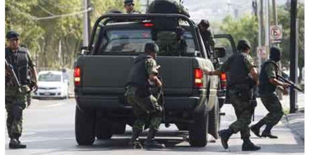 USA helfen Mexiko im Kampf gegen Drogen