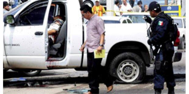 Zwölf Tote in mexikanischer Drogen-Hölle