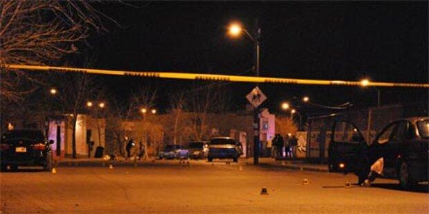 Mafia erschießt 8 Jugendliche auf Party
