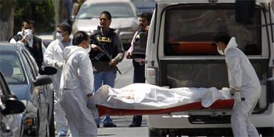 Mexiko Drogenkrieg