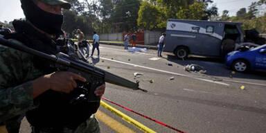Mindestens 23 Leichen in Massengrab in Mexiko entdeckt