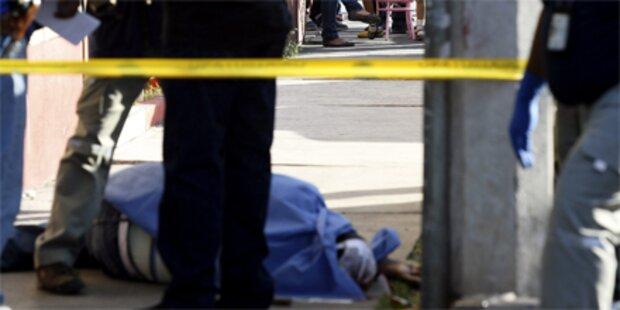 Zwölf Taxler samt Gästen in Mexiko getötet