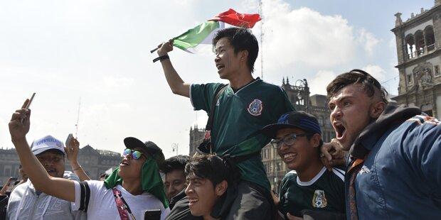 Mexikaner feierten mit Korea-Botschafter