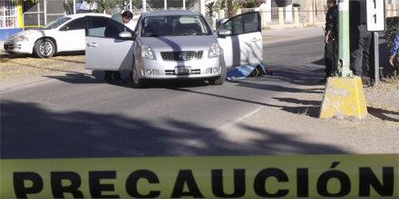 Polizeichefin in Mexiko ermordet