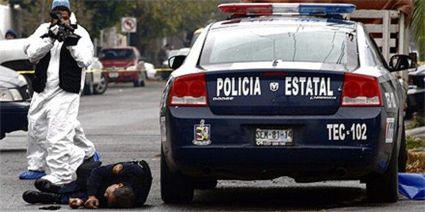 Polizei quittiert aus Angst den Dienst