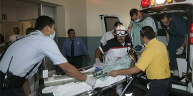 38 Kinder starben bei Feuer in Mexiko