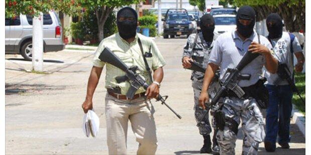 Mexikanischer Politiker enthauptet