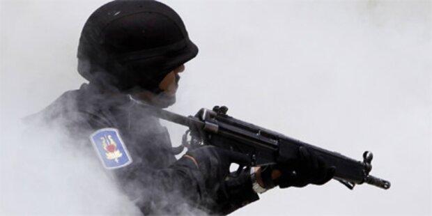 17 Häftlinge in Mexiko erschossen