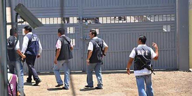 43 Tote nach Schießereien in Mexiko