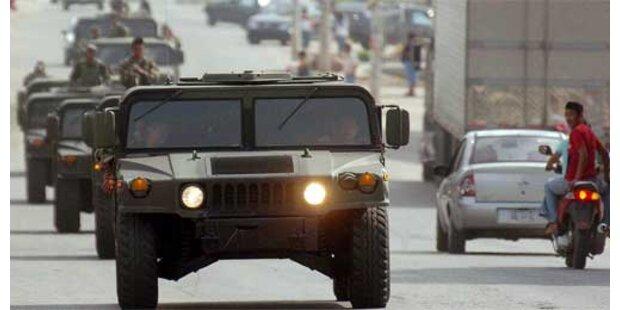 Truppen schützen Urlaubsparadies