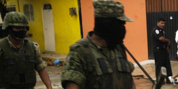 22 Touristen in Acapulco entführt