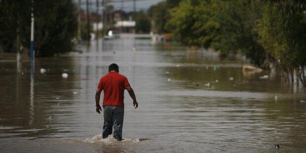 Mega-Flut kostet 30 Menschen das Leben