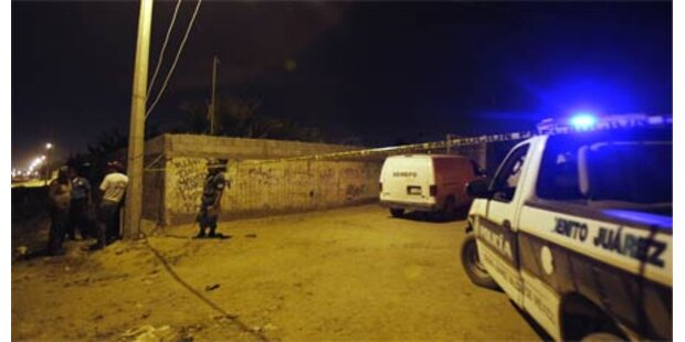 Blutbad in mexikanischer Entzugsklinik