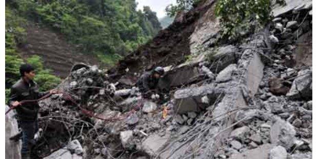 Schweres Beben erschüttert Mexiko-Stadt