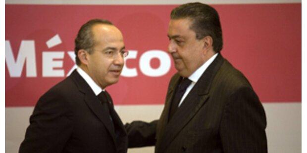 Mexiko bekommt neuen Innenminister