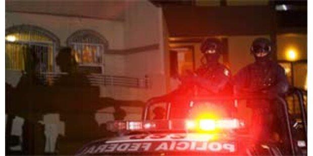 Drogenkrieg in Mexiko wird immer brutaler