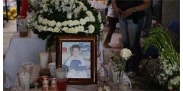 Entführter Fünfjähriger mit Säureinjektion getötet
