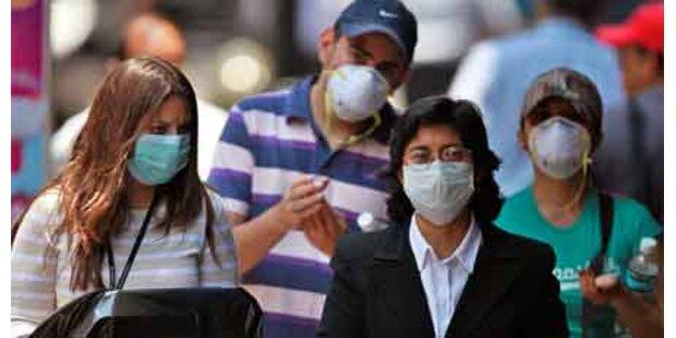 1.269 Schweinegrippe-Fälle gemeldet