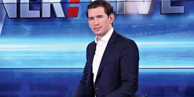 Sebastian Kurz oe24.TV Fellner LIve