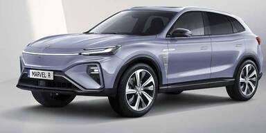 MG greift mit neuem Elektro-SUV und -Kombi an