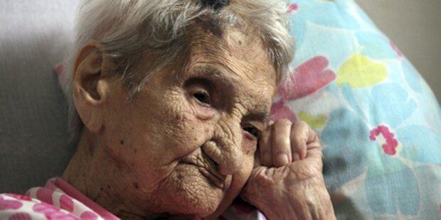 Ältester Mensch mit 114 gestorben