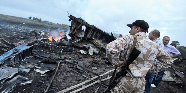 MH17-Abschuss: 23 Mio. Euro Kopfgeld