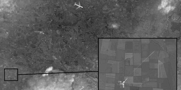 Schoss eine MiG Flug MH 17 ab?