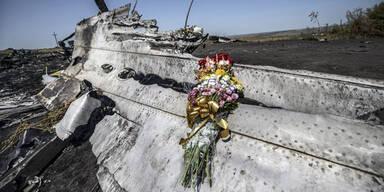 MH17: Absturz nach starker Explosion