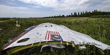 Flug MH17: Experten an der Absturzstelle