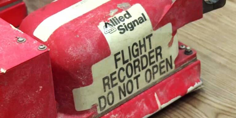 MH17-Black Box wird nach London gebracht
