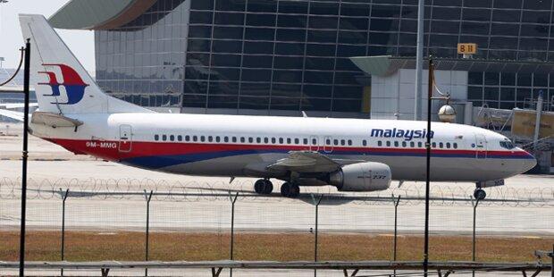 FAA-Warnung für Boeing 777-Jets