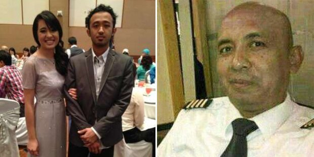 Sohn des MH370-Piloten spricht