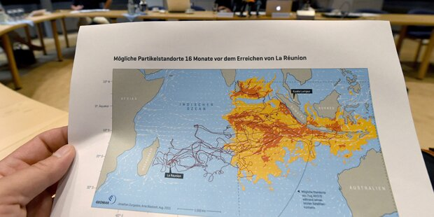 MH370: Hier ist der Geisterflug abgestürzt