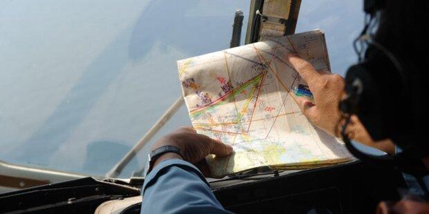 Geisterflug im Indischen Ozean abgestürzt?