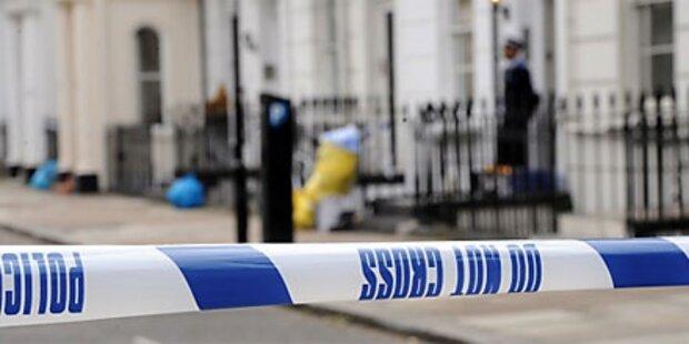 Agent mitten in London ermordet