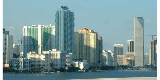 Miami zur sexiesten Stadt der USA gekürt