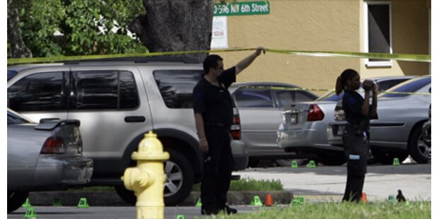12 Verletzte bei Amoklauf in Florida