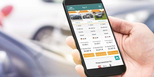 Grazer Start-up revolutioniert Online-Autokauf