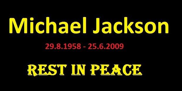 Michael Jackson lebt für immer