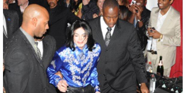 Jackson wegen Album verklagt, das nie erschien