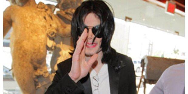 Jackson: Einigung mit dem Scheich