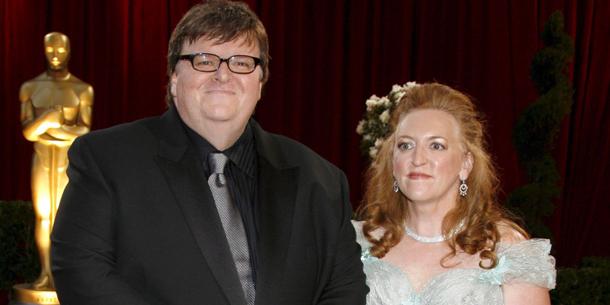 Michael Moore Kathleen Glynn