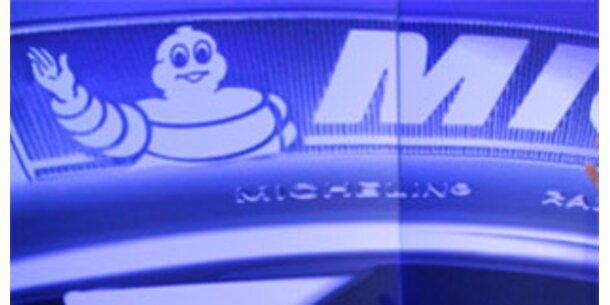 Arbeiter lassen eingesperrte Michelin-Manager frei