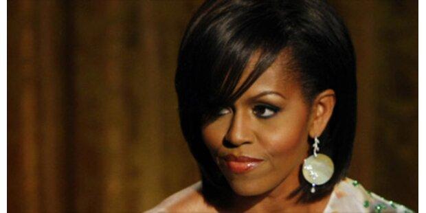Obamas Frau unter den 100 Attraktivsten