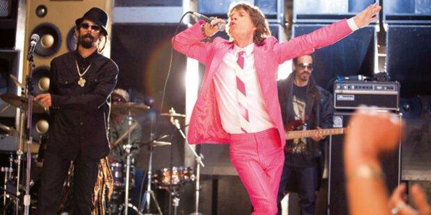 So klingt Mick Jaggers neue Band