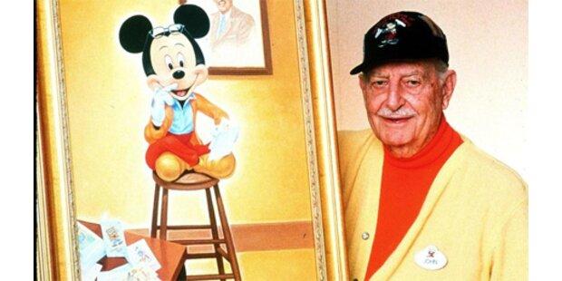 Mickey Maus wurde 80 Jahre alt!